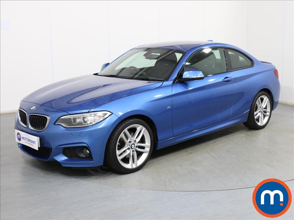 BMW 2 Series M Sport - Stock Number 1108408 Passenger side front corner