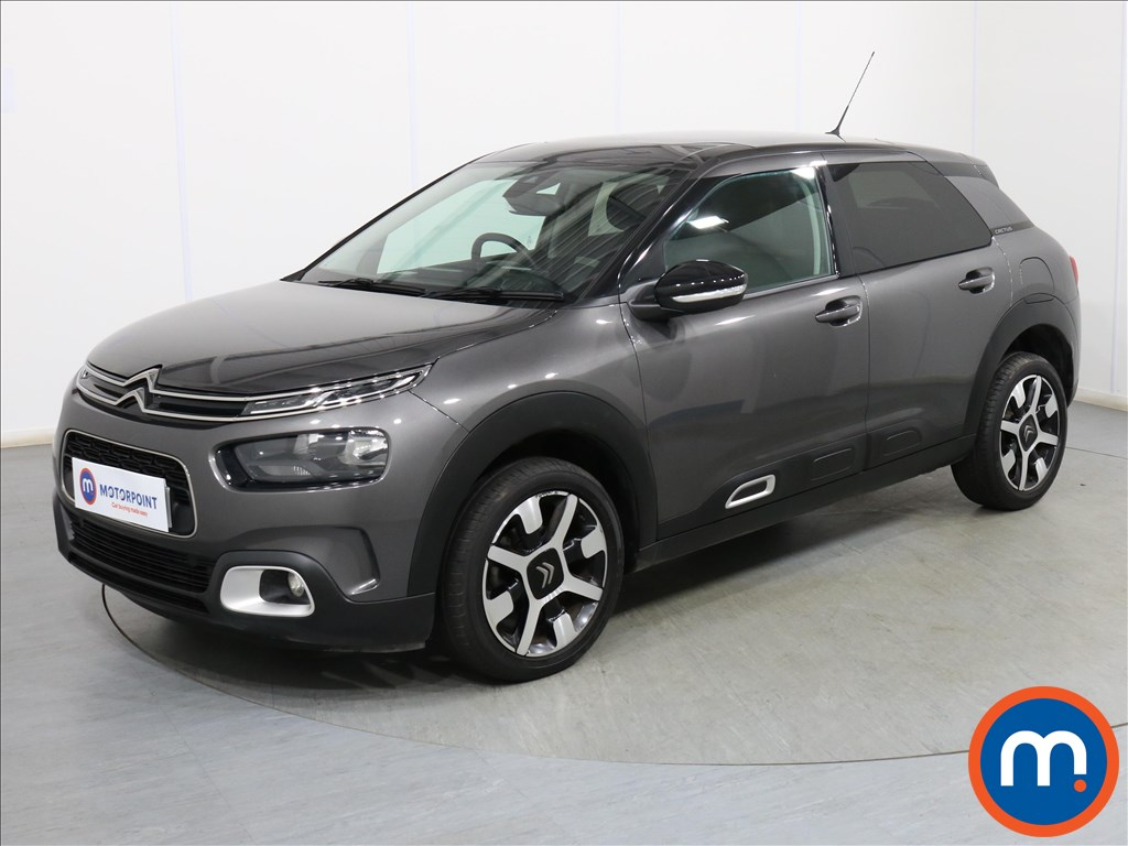 Citroen C4 Cactus Flair - Stock Number 1108784 Passenger side front corner