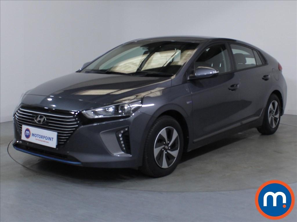 Hyundai Ioniq SE - Stock Number 1080099 Passenger side front corner