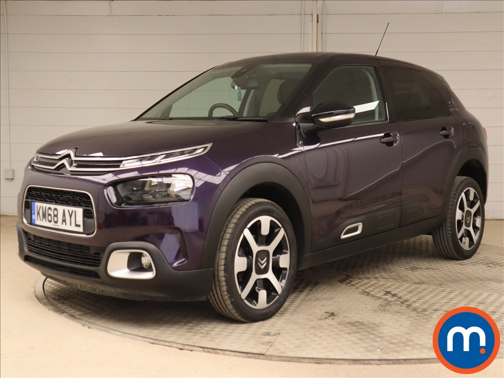 Citroen C4 Cactus Flair - Stock Number 1101511 Passenger side front corner