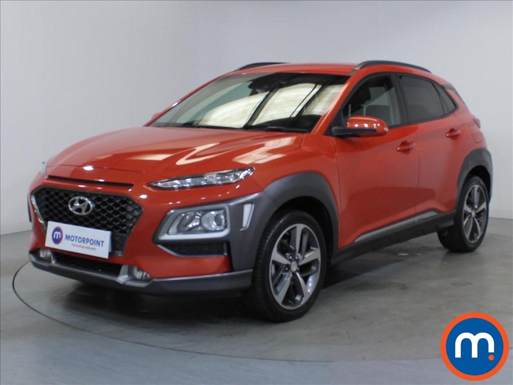 Hyundai Kona Premium - Stock Number 1098663 Passenger side front corner
