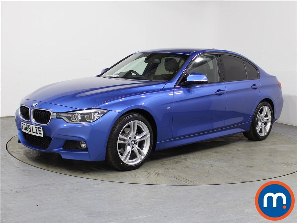 BMW 3 Series M Sport - Stock Number 1108691 Passenger side front corner