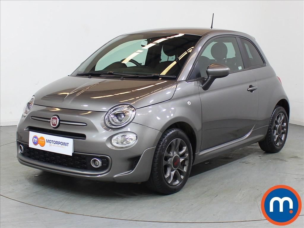 Fiat 500 S - Stock Number 1105993 Passenger side front corner