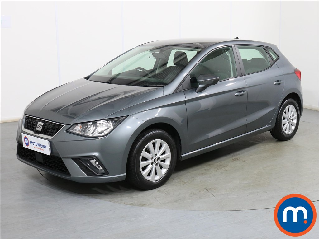 Seat Ibiza SE Technology - Stock Number 1107956 Passenger side front corner
