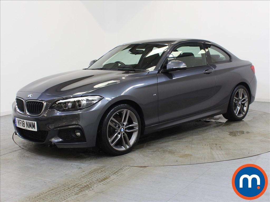 BMW 2 Series M Sport - Stock Number 1109969 Passenger side front corner