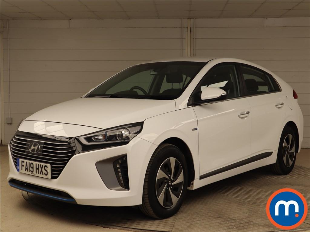 Hyundai Ioniq Premium - Stock Number 1110953 Passenger side front corner