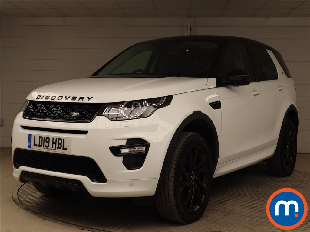 Land Rover Discovery Sport HSE Luxury - Stock Number 1091258 Passenger side front corner
