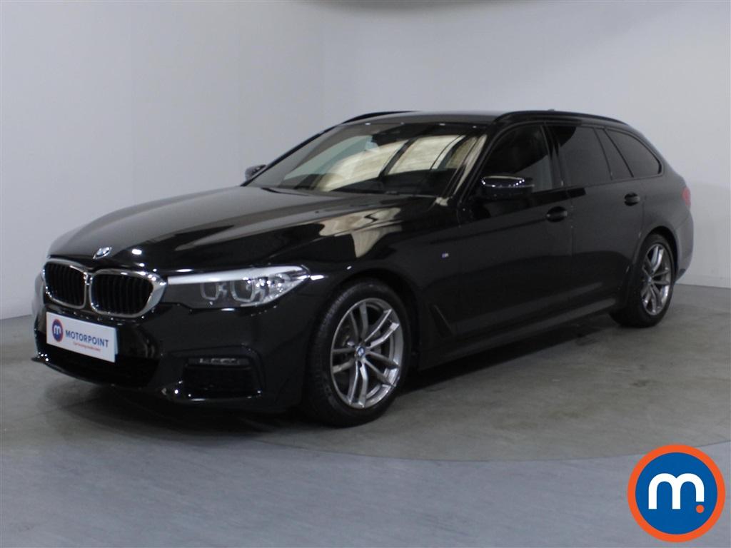 BMW 5 Series M Sport - Stock Number 1110902 Passenger side front corner