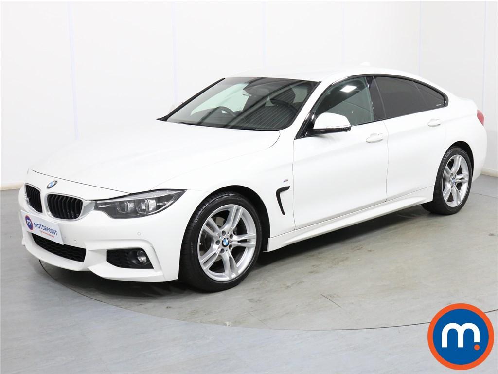 BMW 4 Series M Sport - Stock Number 1108270 Passenger side front corner