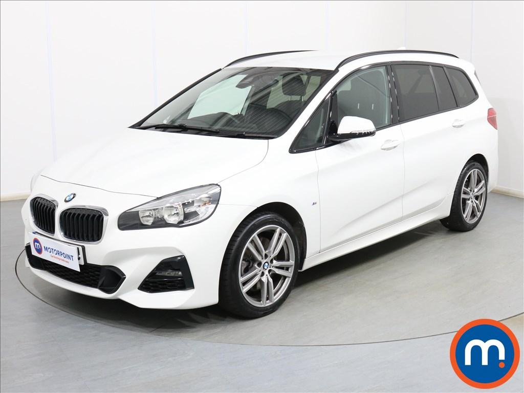 BMW 2 Series M Sport - Stock Number 1110203 Passenger side front corner