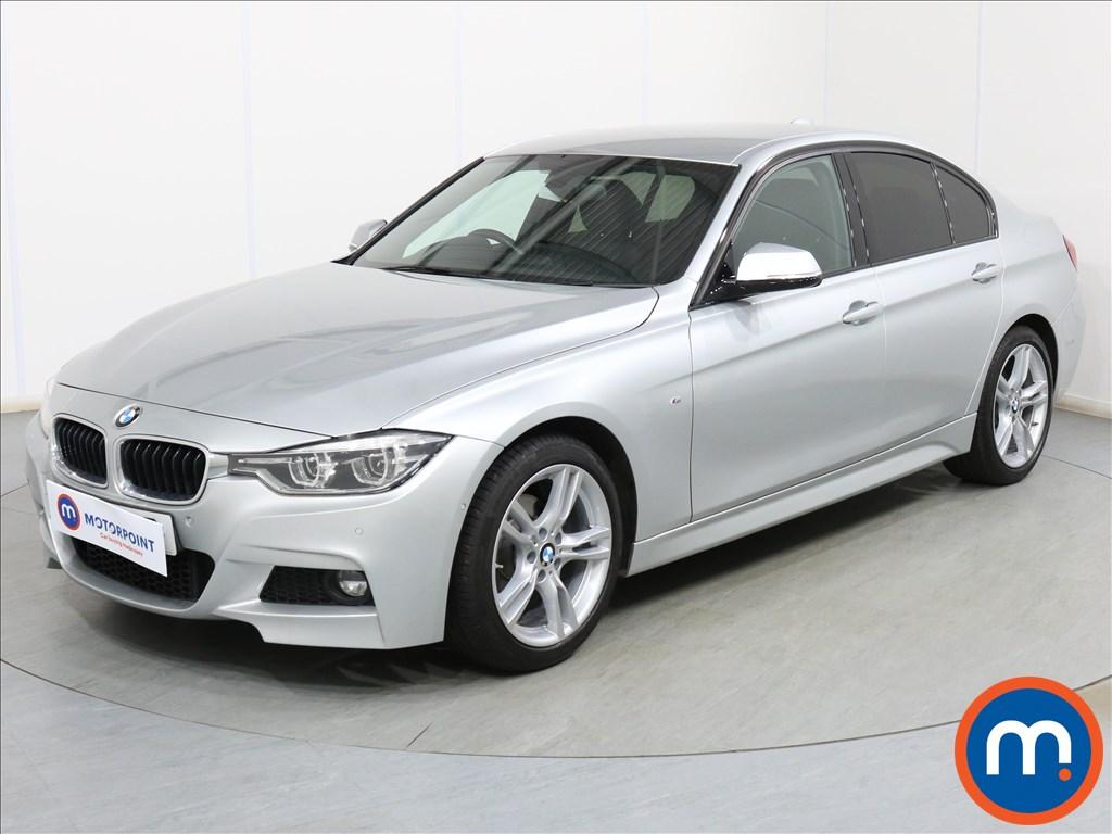 BMW 3 Series M Sport - Stock Number 1107945 Passenger side front corner