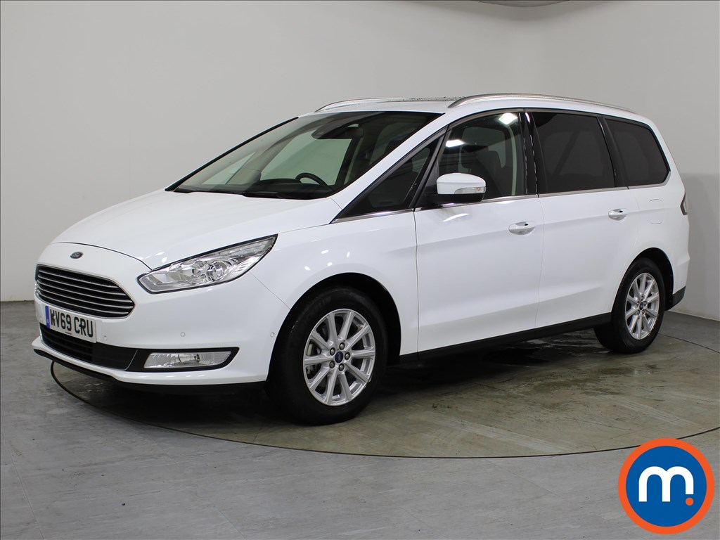 Ford Galaxy Titanium X - Stock Number 1101000 Passenger side front corner