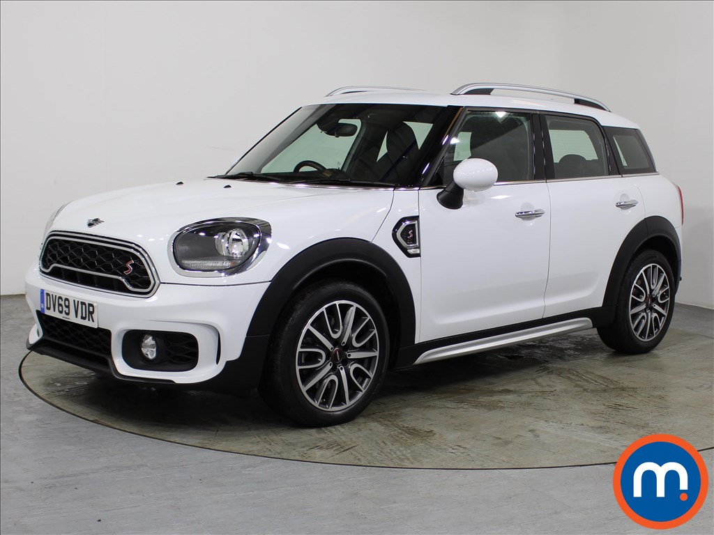 Mini Countryman Cooper S Sport - Stock Number 1107222 Passenger side front corner