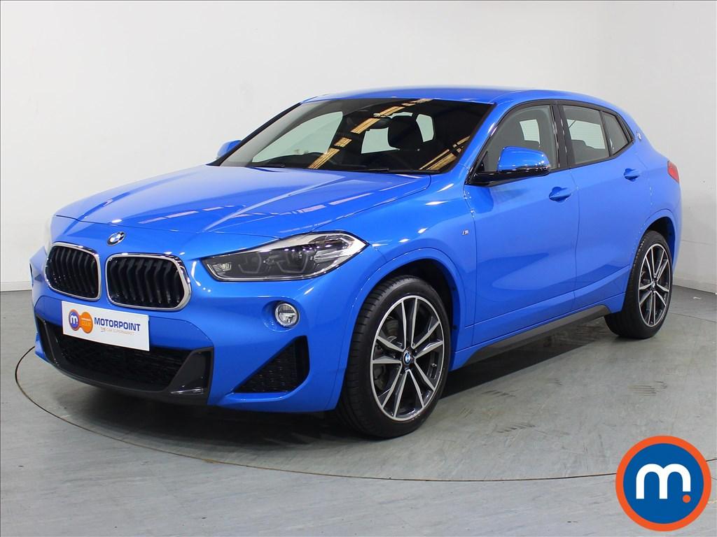 BMW X2 M Sport - Stock Number 1107959 Passenger side front corner