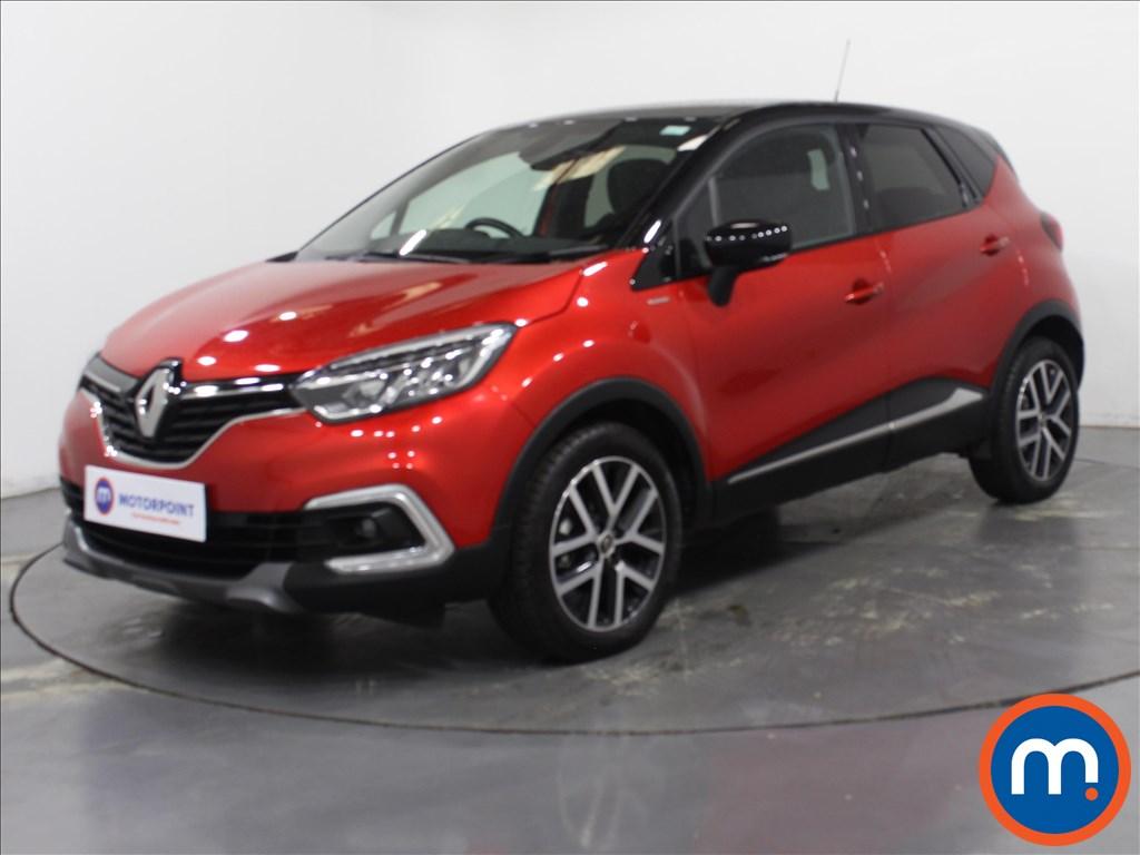 Renault Captur S Edition - Stock Number 1108753 Passenger side front corner