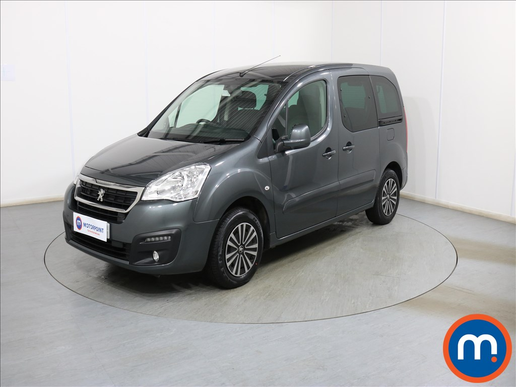 Peugeot Partner Tepee Active - Stock Number 1107990 Passenger side front corner