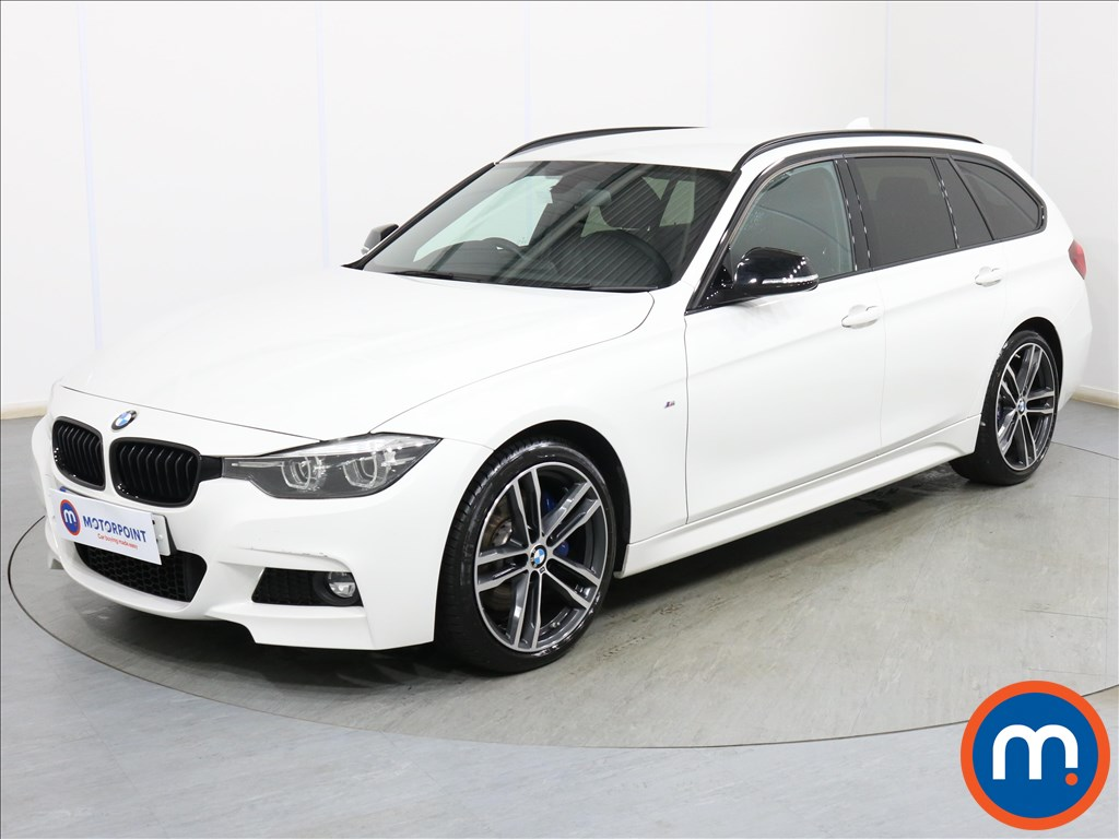 BMW 3 Series M Sport Shadow Edition - Stock Number 1108129 Passenger side front corner