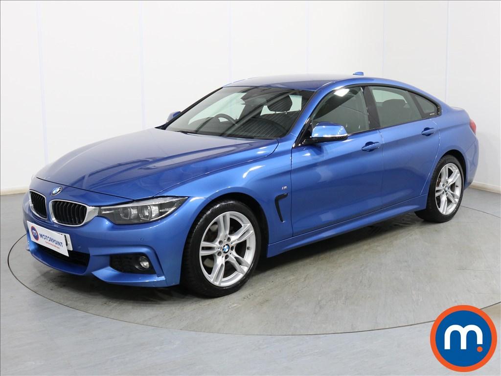 BMW 4 Series M Sport - Stock Number 1111556 Passenger side front corner