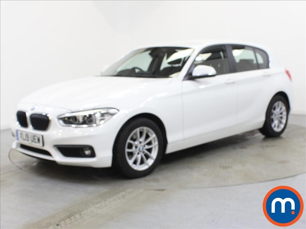 BMW 1 Series SE Business - Stock Number 1104842 Passenger side front corner