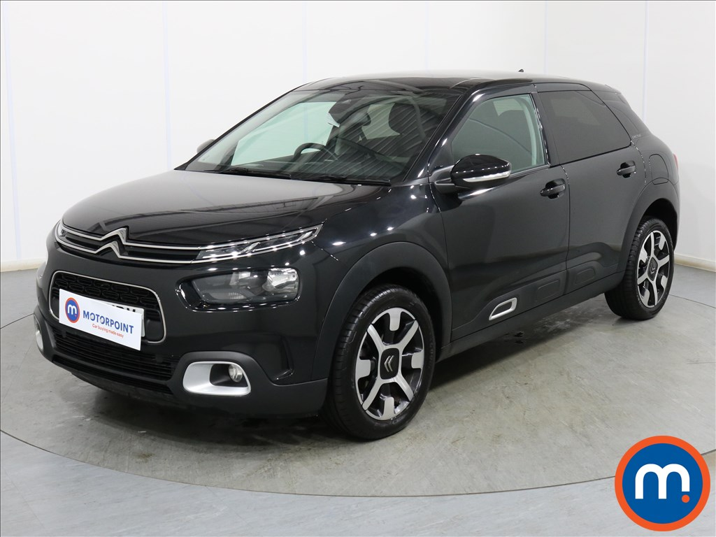 Citroen C4 Cactus Flair - Stock Number 1101505 Passenger side front corner