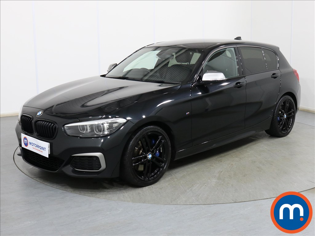 BMW 1 Series M140i Shadow Edition - Stock Number 1107910 Passenger side front corner