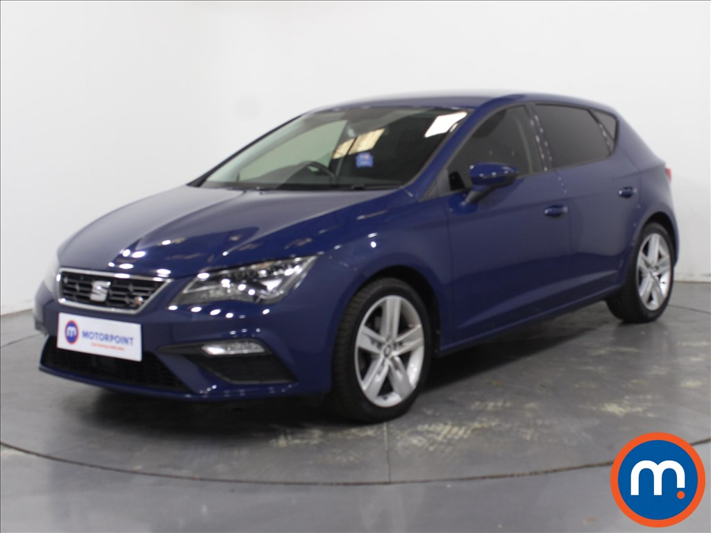 Seat Leon FR Technology - Stock Number 1103329 Passenger side front corner