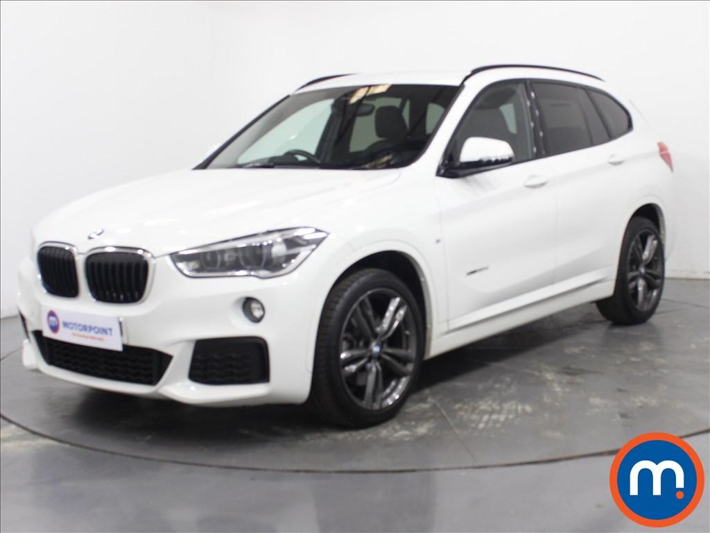 BMW X1 M Sport - Stock Number 1109121 Passenger side front corner