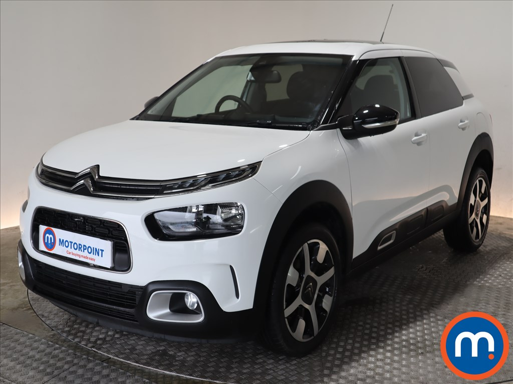 Citroen C4 Cactus Flair - Stock Number 1101613 Passenger side front corner