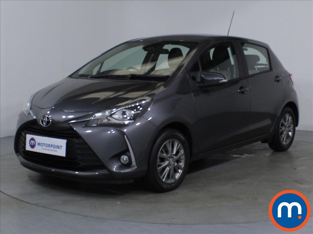 Toyota Yaris Icon - Stock Number 1110254 Passenger side front corner