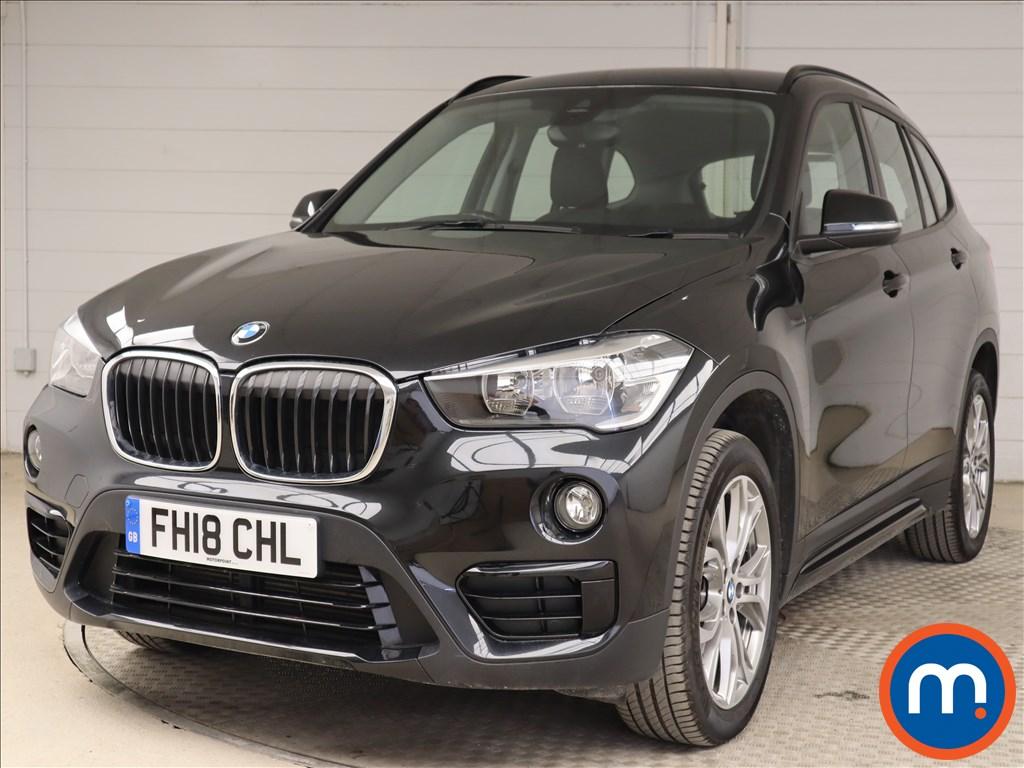 BMW X1 Sport - Stock Number 1098556 Passenger side front corner