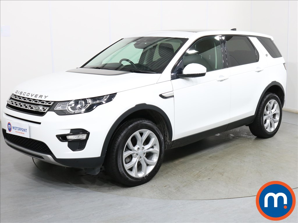 Land Rover Discovery Sport HSE - Stock Number 1110945 Passenger side front corner