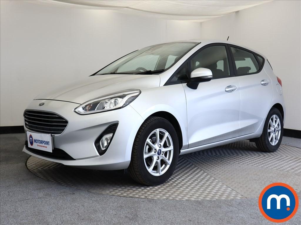Ford Fiesta Zetec - Stock Number 1107347 Passenger side front corner