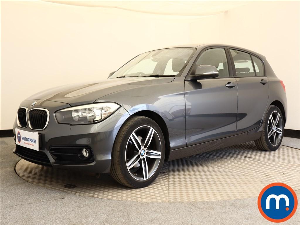 BMW 1 Series Sport - Stock Number 1107261 Passenger side front corner