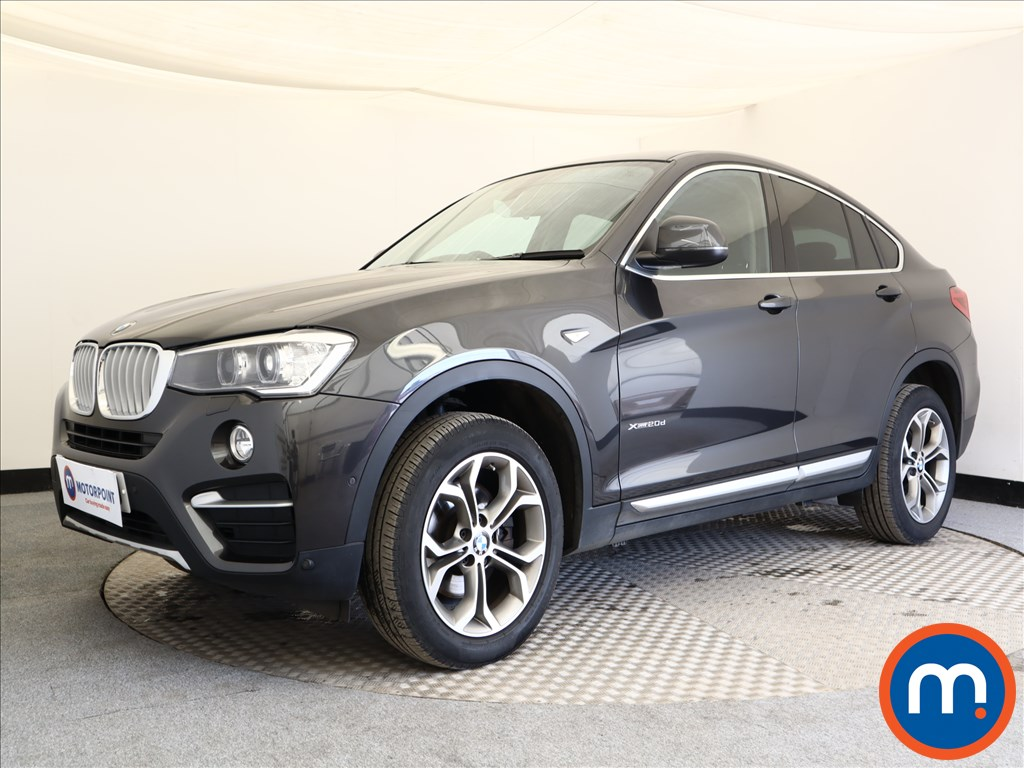 BMW X4 xLine - Stock Number 1107872 Passenger side front corner