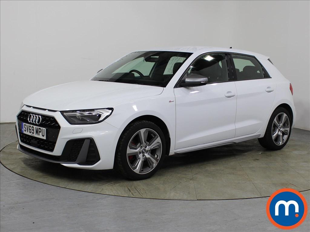 Audi A1 S Line Competition - Stock Number 1109573 Passenger side front corner