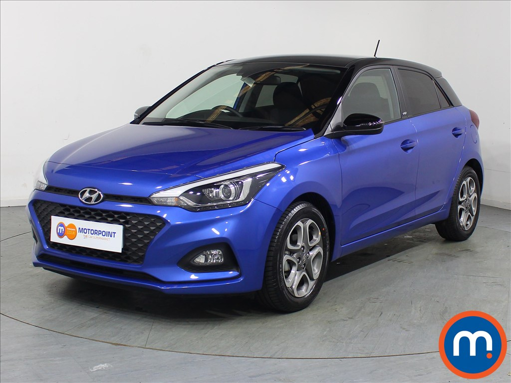 Hyundai I20 Play - Stock Number 1105474 Passenger side front corner