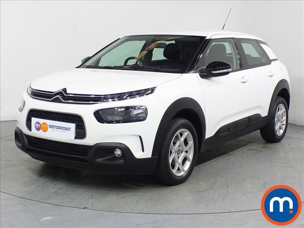 Citroen C4 Cactus Feel - Stock Number 1110991 Passenger side front corner