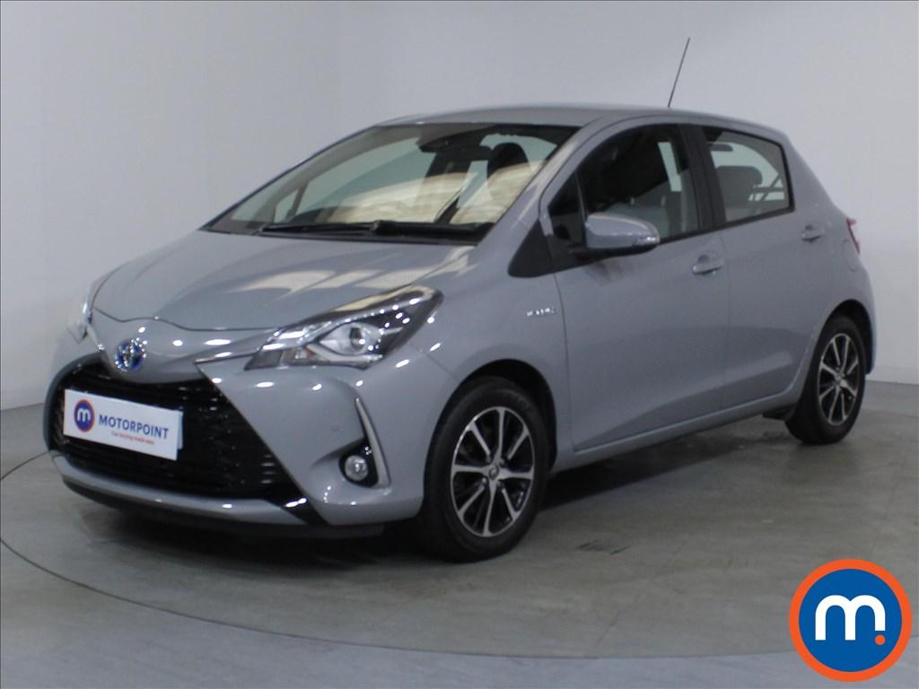Toyota Yaris Icon Tech - Stock Number 1108987 Passenger side front corner