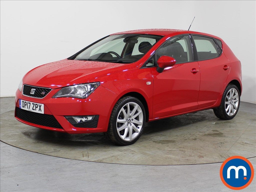 Seat Ibiza FR Technology - Stock Number 1106212 Passenger side front corner