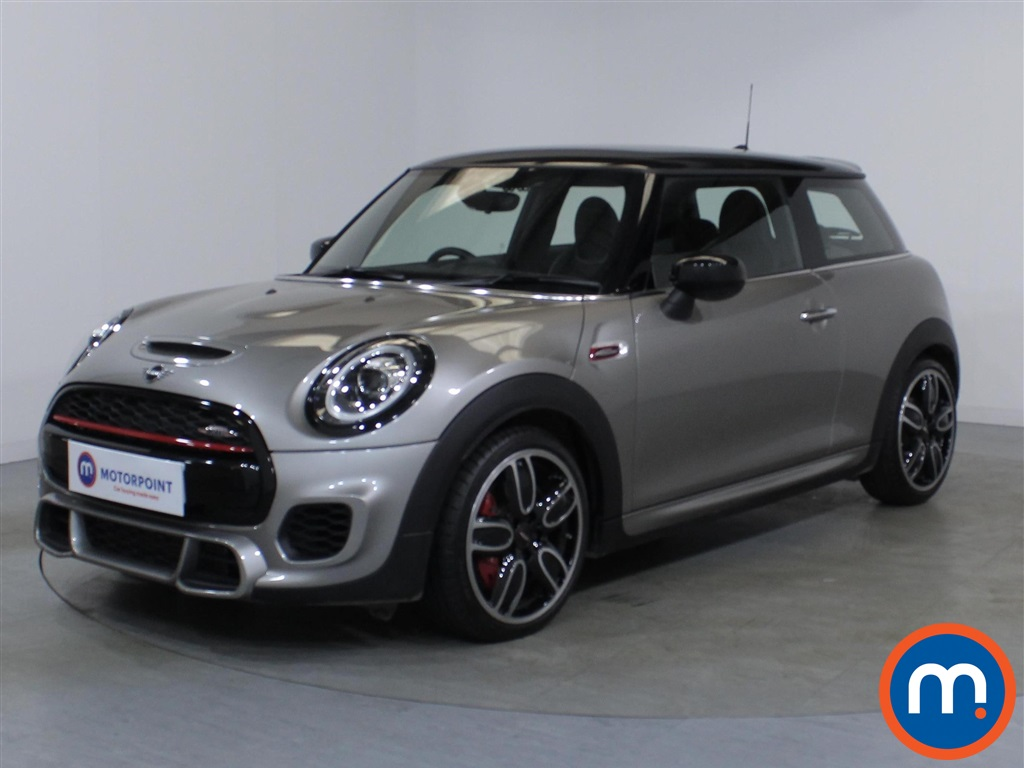 Mini Hatchback John Cooper Works - Stock Number 1107238 Passenger side front corner