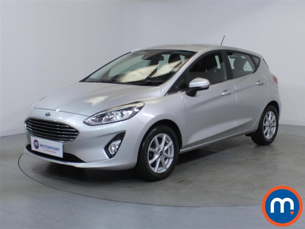 Ford Fiesta Zetec - Stock Number 1099232 Passenger side front corner