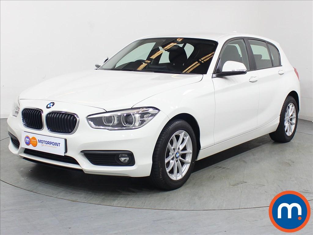 BMW 1 Series SE Business - Stock Number 1104837 Passenger side front corner