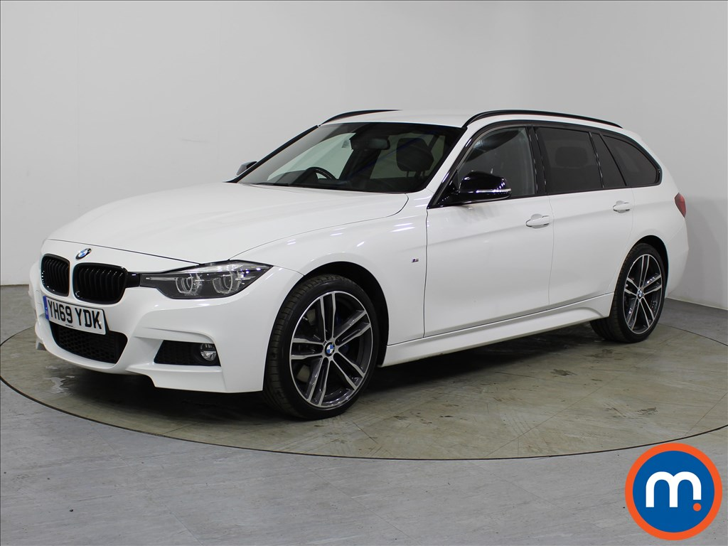 BMW 3 Series M Sport Shadow Edition - Stock Number 1106618 Passenger side front corner