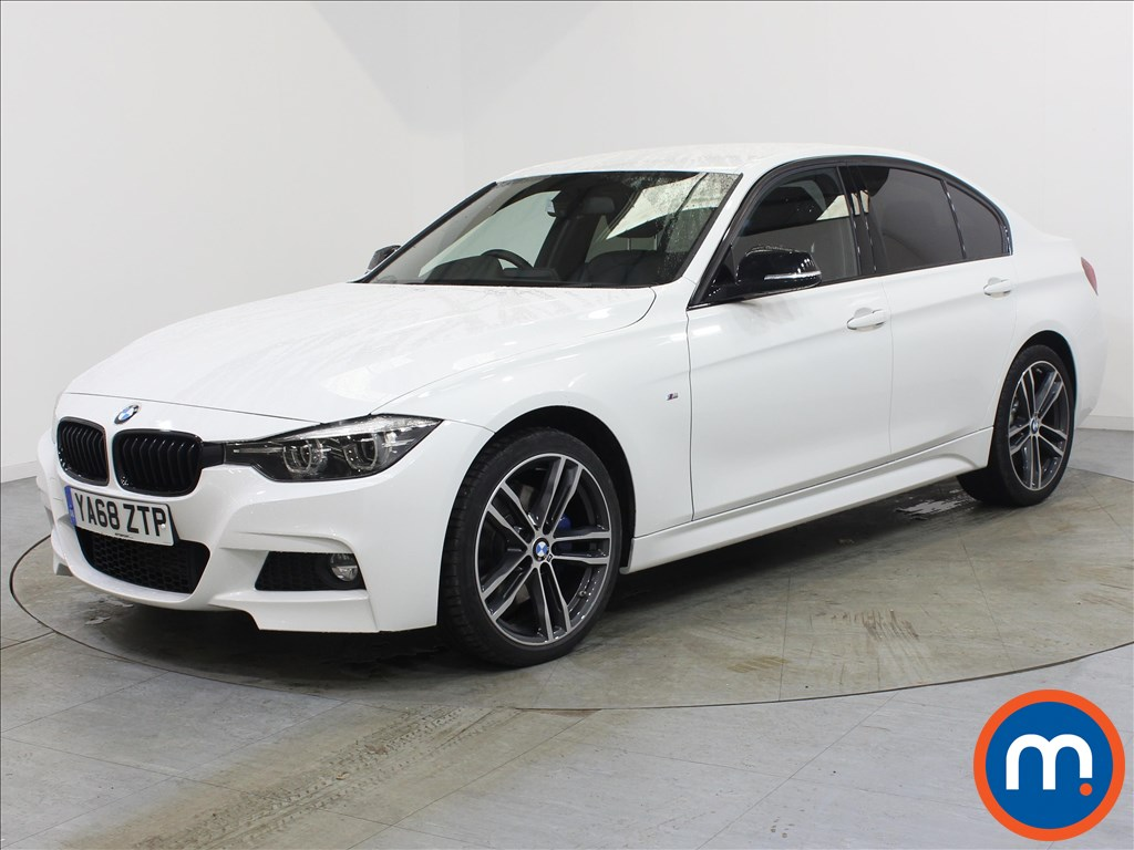 BMW 3 Series M Sport Shadow Edition - Stock Number 1104923 Passenger side front corner