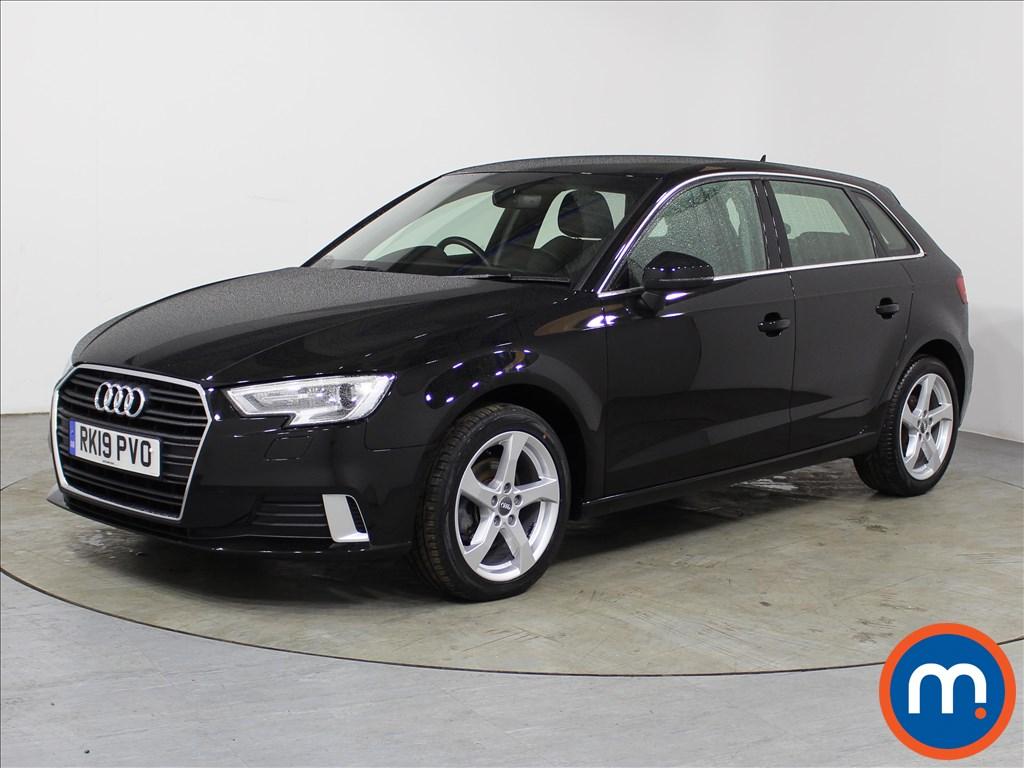 Audi A3 Sport - Stock Number 1106281 Passenger side front corner