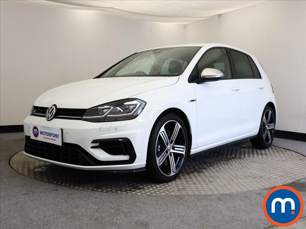 Volkswagen Golf R - Stock Number 1107213 Passenger side front corner