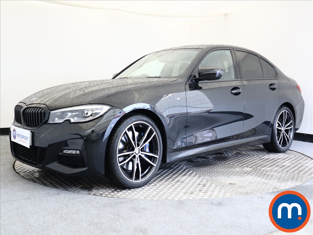 BMW 3 Series M Sport - Stock Number 1108033 Passenger side front corner