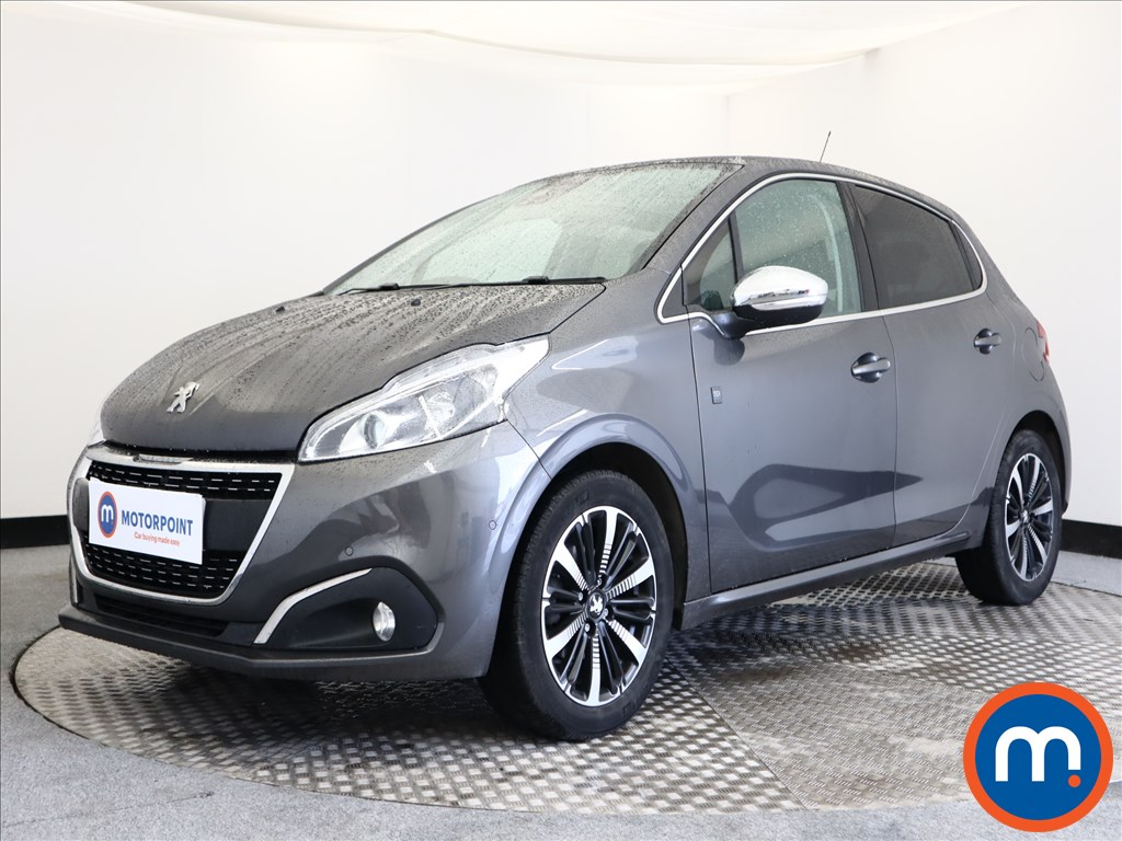 Peugeot 208 Tech Edition - Stock Number 1106960 Passenger side front corner