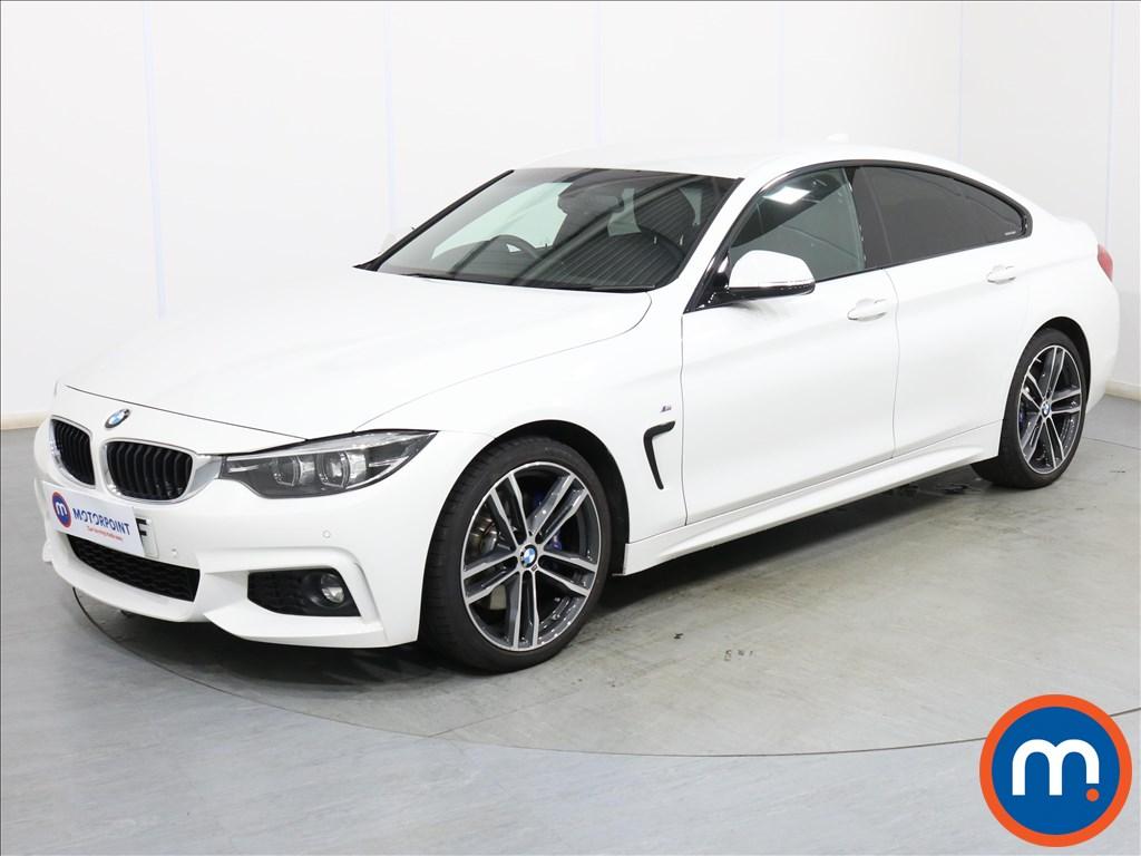 BMW 4 Series M Sport - Stock Number 1104779 Passenger side front corner