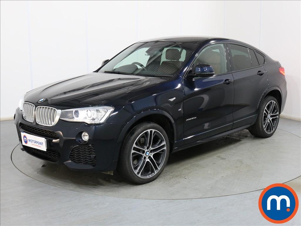 BMW X4 M Sport - Stock Number 1106348 Passenger side front corner